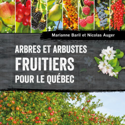 Livre «Arbres et Arbustes fruitiers pour le Québec»